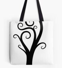 Early October Tree Tote Bag