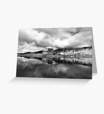 Eilean Donan Castle & Loch Duich Greeting Card