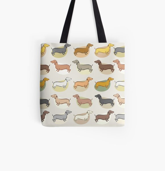 Wendy Wiener (Cream) All Over Print Tote Bag