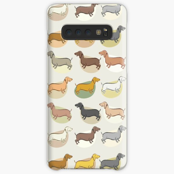 Wendy Wiener (Cream) Samsung Galaxy Snap Case