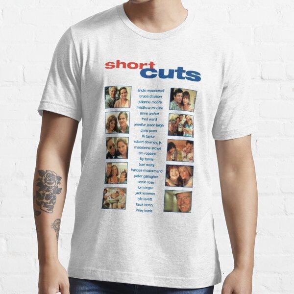Altman's Short Cuts Essential T-Shirt