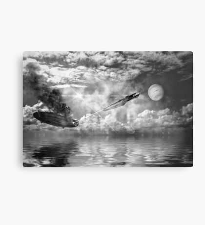 No Escape Canvas Print