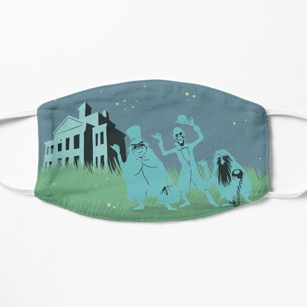 Hitchiking Ghosts Flat Mask
