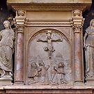 Beautiful Religious Plaque. by Lee d'Entremont