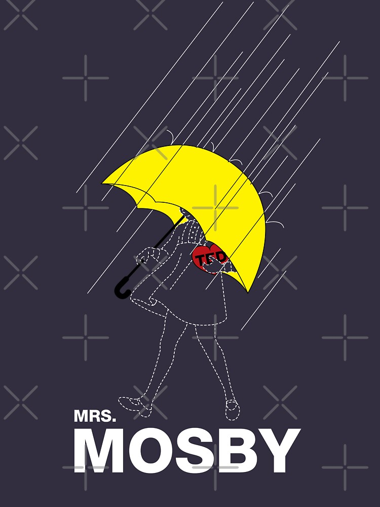 Mrs. Mosby | Unisex T-Shirt