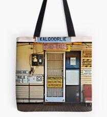 Interesting Facade Tote Bag