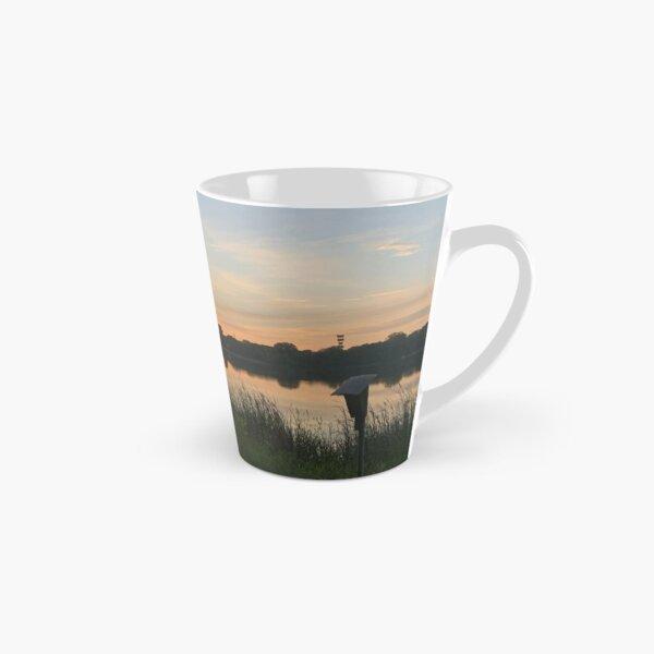 Minnesota Sunrise Over Parker's Lake Tall Mug