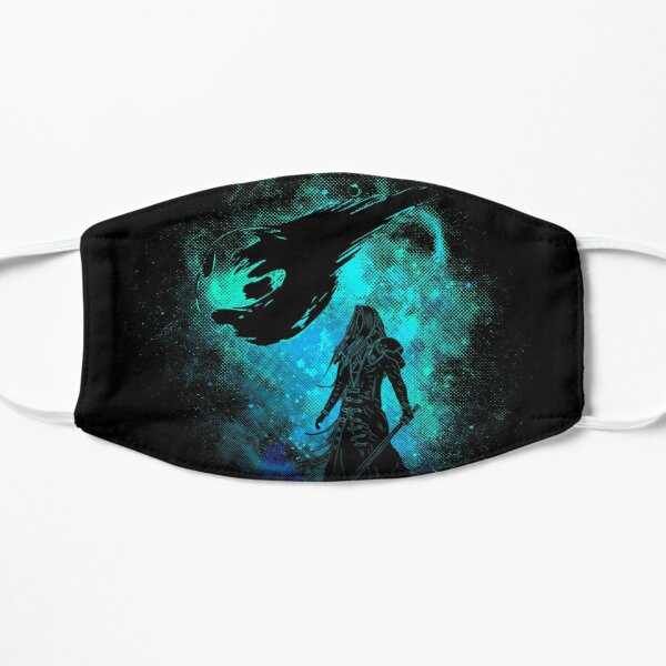 Legendary Evil Art Flat Mask