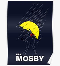 Mrs. Mosby Poster