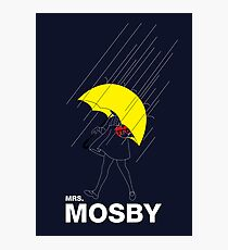 Mrs. Mosby Photographic Print