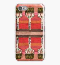 Persia Brush iPhone Case/Skin
