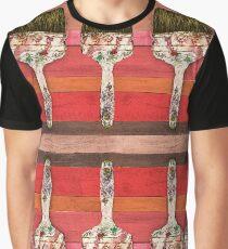 Persia Brush Graphic T-Shirt
