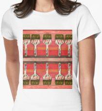 Persia Brush Women's Fitted T-Shirt