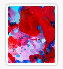 Abstract 63 Sticker
