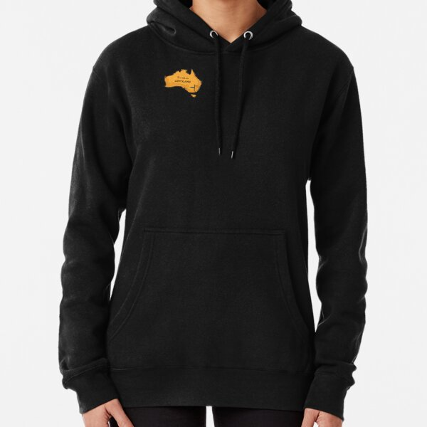 Travel in Gippsland Australia Pullover Hoodie