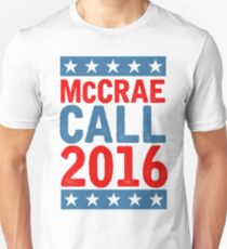 McCrea / Call 2016 Presidential Campaign - Lonesome Dove  Slim Fit T-Shirt