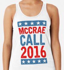 McCrea / Call 2016 Presidential Campaign - Lonesome Dove  Racerback Tank Top