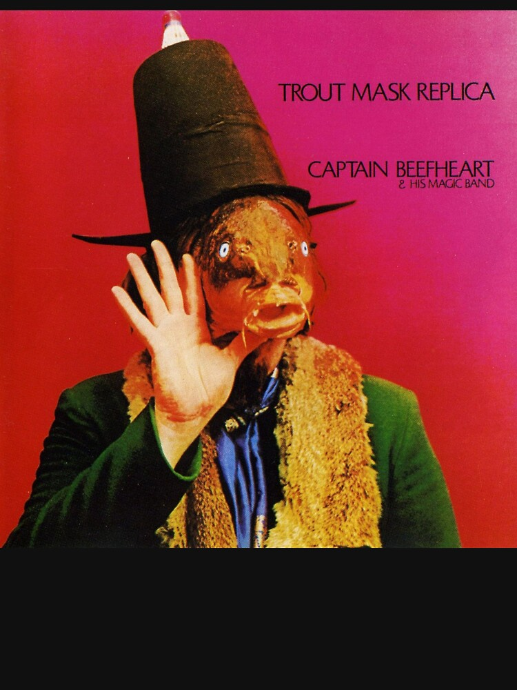 Captain Beefheart - Trout Mask Replica by Lightning-63