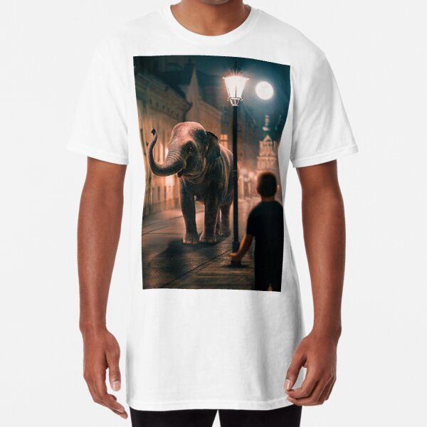 I am an Elephant Long T-Shirt