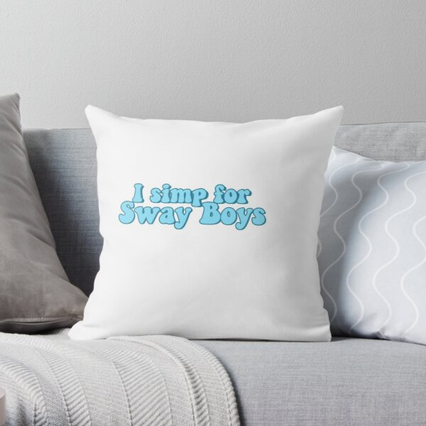Sway House Throw Pillow