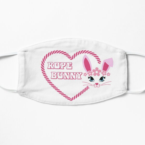 Rope Bunny Rope Heart Mask