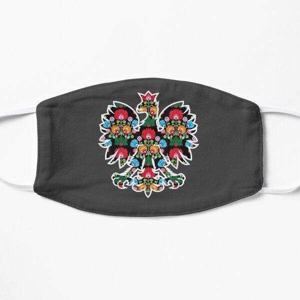 POLISH EAGLE | Poland WYCINANKI Emblem, Polish Folk Art Fest Mask