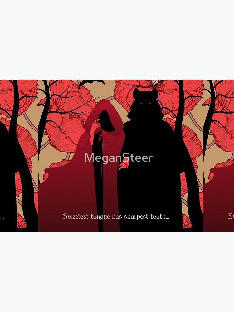 Little Red Riding Hood by MeganSteer