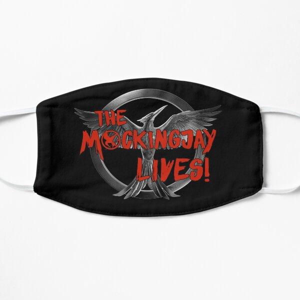 The Mockingjay Lives! Flat Mask