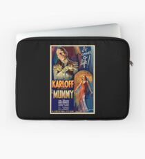 Mummy - Boris Karloff Laptop Sleeve