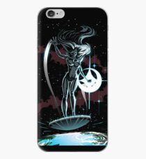 Lady Surfer iPhone Case