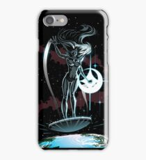 Lady Surfer iPhone Case/Skin