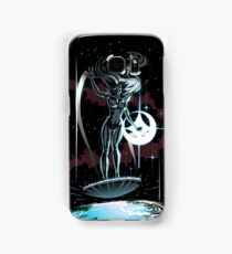 Lady Surfer Samsung Galaxy Case/Skin