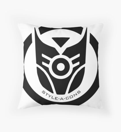 Style-A-Cons Throw Pillow