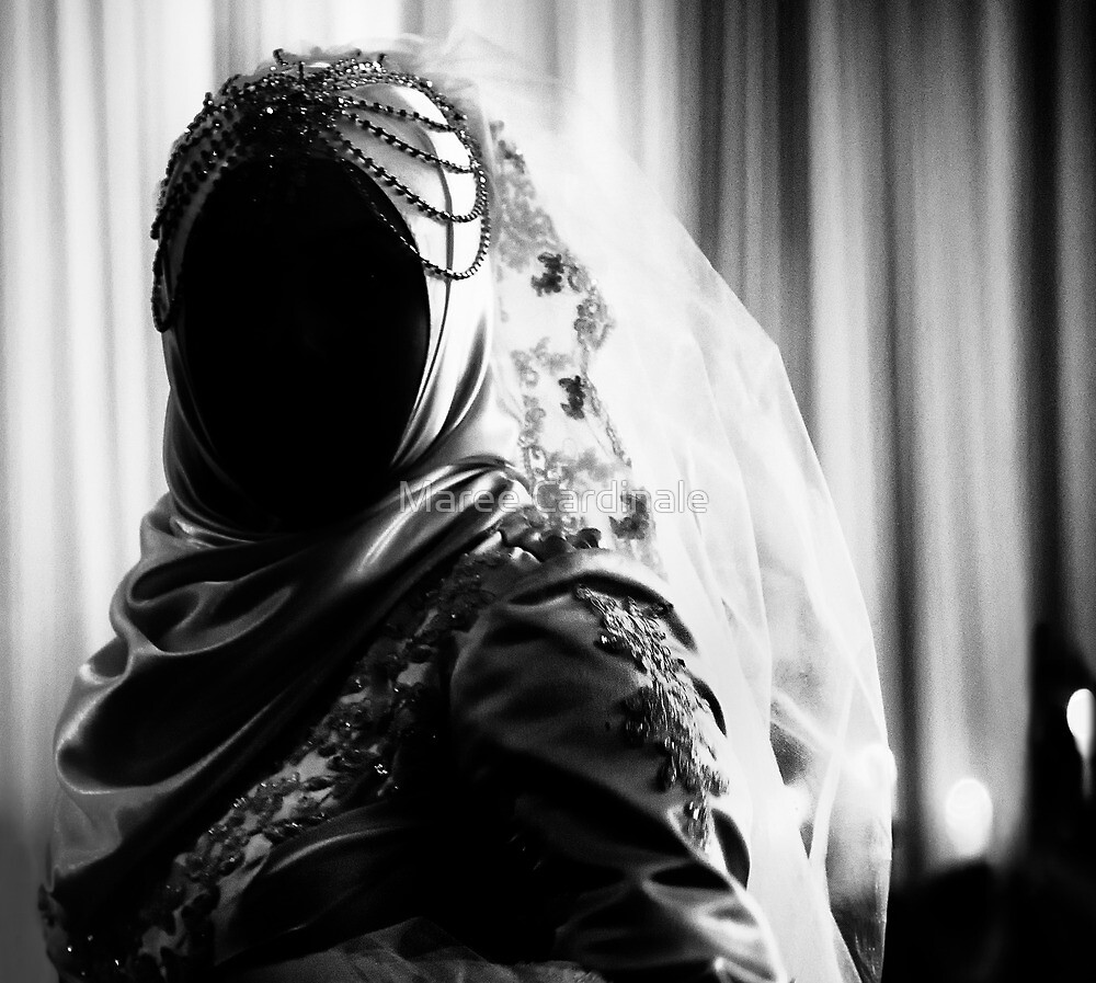 the bride by Maree Cardinale