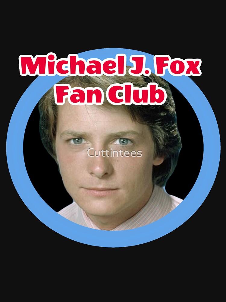 Michael J. Fox Fan Club by Cuttintees