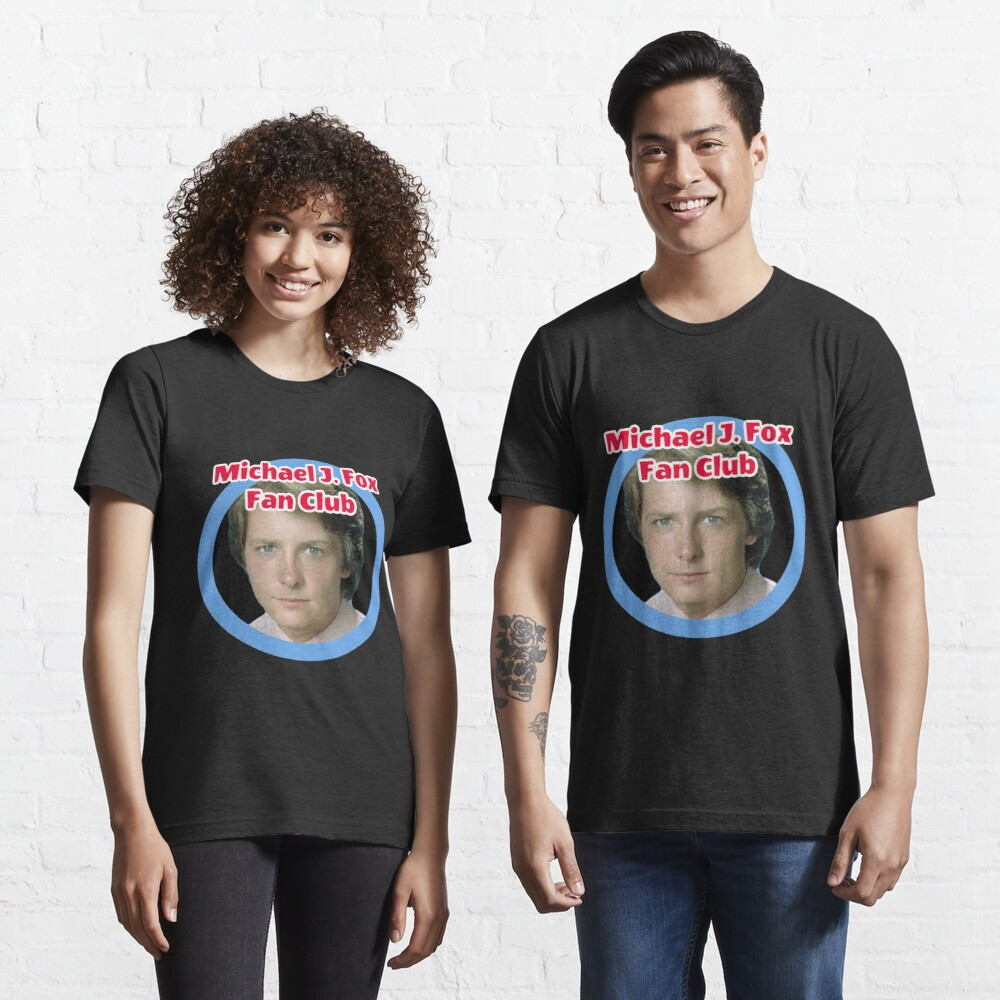 Michael J. Fox Fan Club Essential T-Shirt