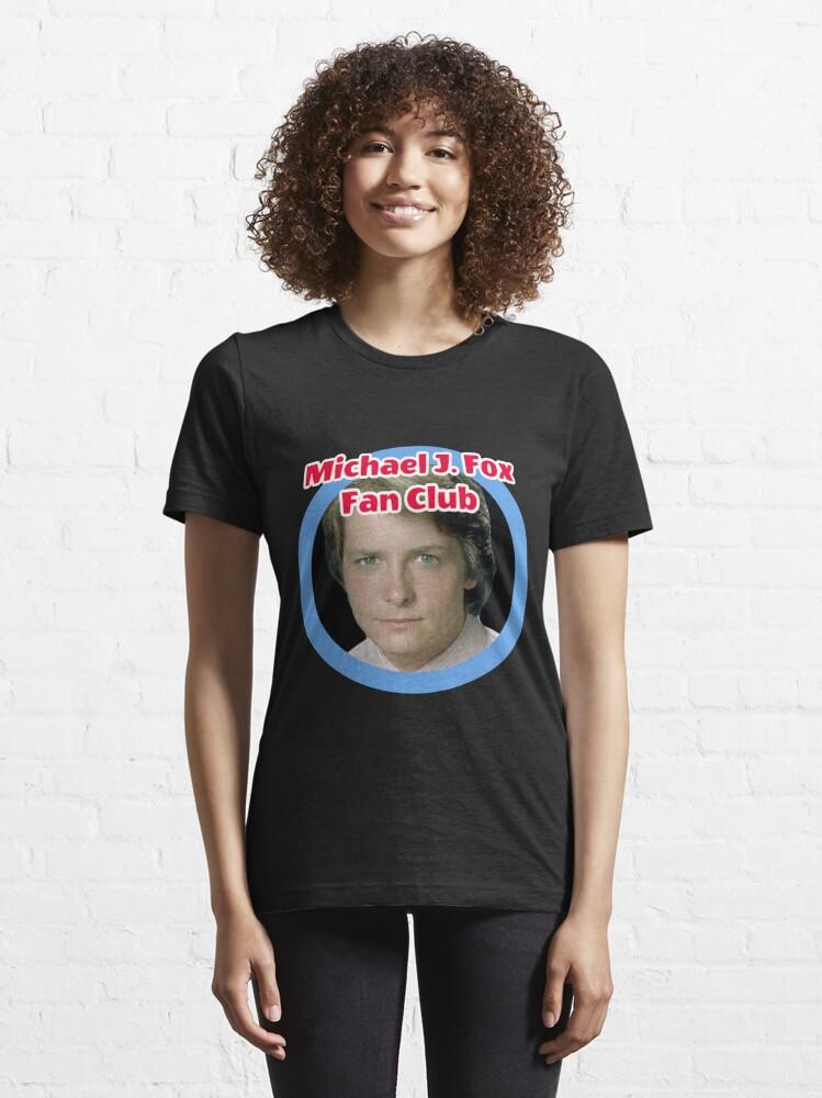 Alternate view of Michael J. Fox Fan Club Essential T-Shirt