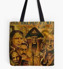 The Golden Dawn Tote Bag