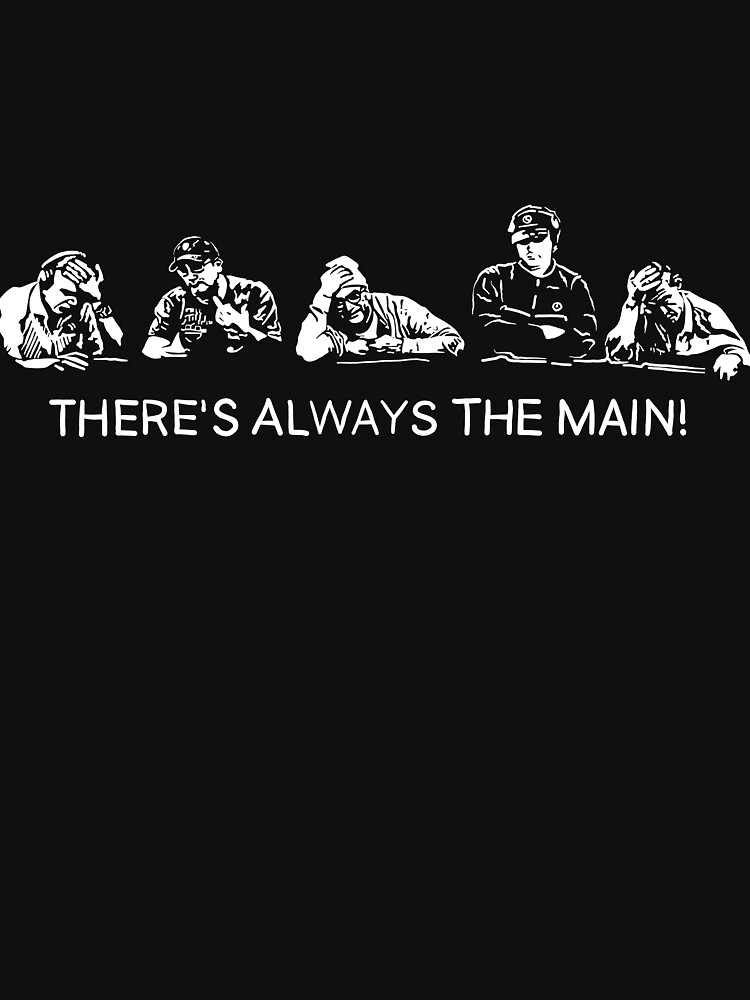 There's always the Main by fullrangepoker
