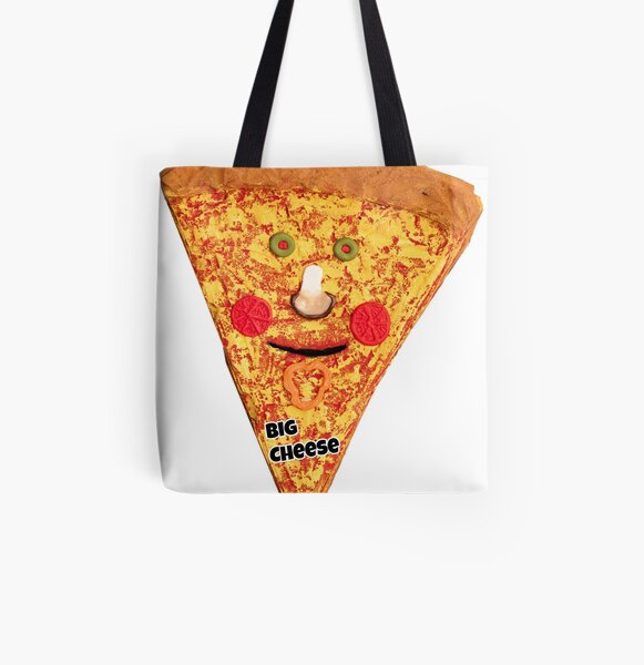 Wump Mucket Puppets Big Cheese merchandise All Over Print Tote Bag