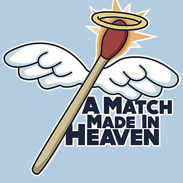 A Match Made In Heaven by Casplen