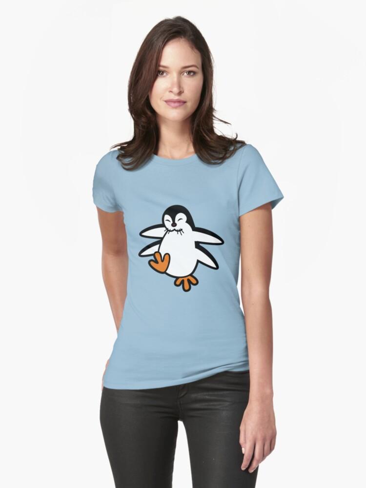 Penguin! by Joumana Medlej