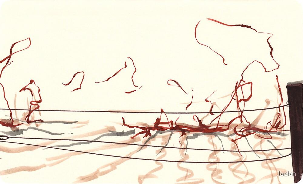 Land Line - 1 by Jaelah