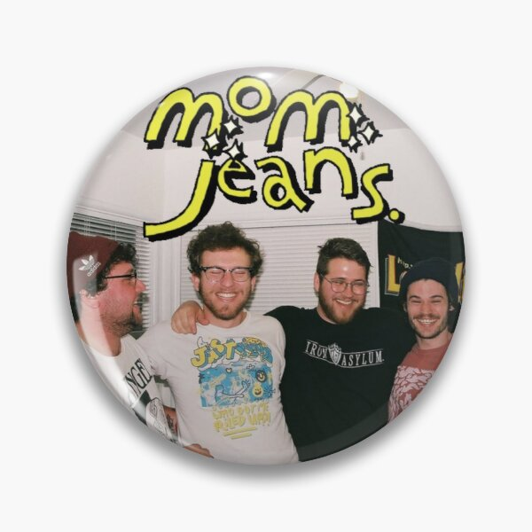 Mom Jeans Pin