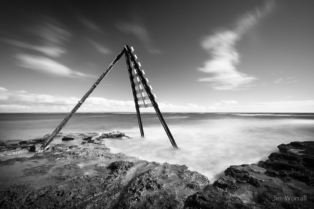 Signal - Ricketts Point by Jim Worrall