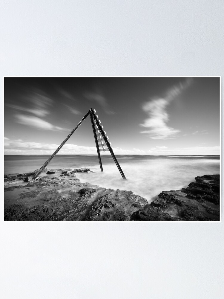 Alternate view of Signal - Ricketts Point Poster