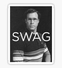 Will Ferrell SWAG Sticker