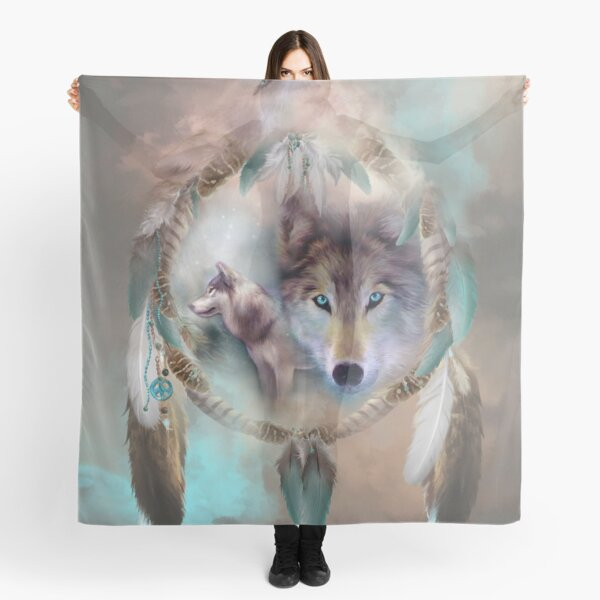 Wolf - Dreams Of Peace Scarf