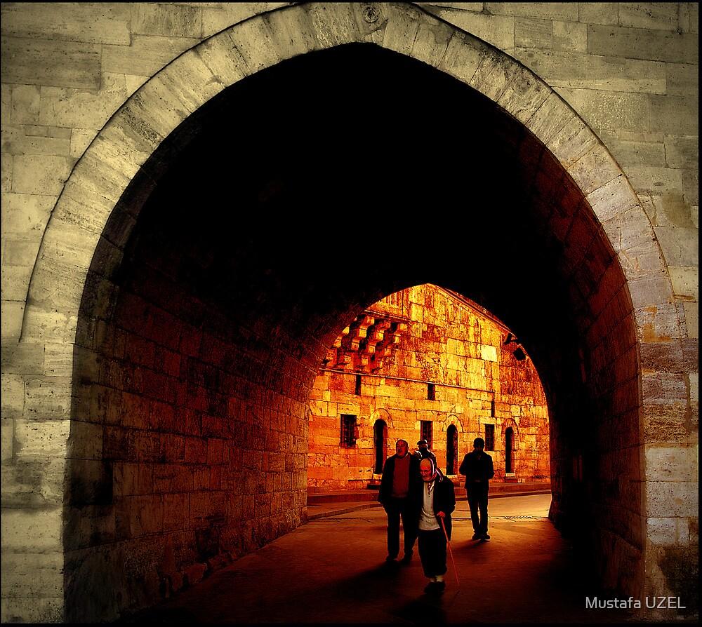 Time Tunnel by Mustafa UZEL