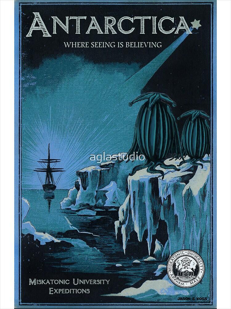 Antarctic Expedition by aglastudio